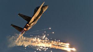 Israel lanzó un ataque aéreo contra tres terroristas de Hamas en respuesta por el lanzamiento de cohetes desde la Franja de Gaza