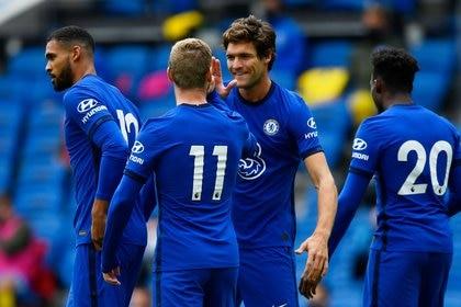 El Chelsea fue uno de los clubes que más dinero invirtió en refuerzos a nivel mundial (REUTERS/Toby Melville)
