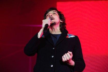 Zoé, banda liderada por León Larregui, es una fuerte contendiente en la categoría rock FOTO: MARÍA JOSÉ MARTÍNEZ /CUARTOSCURO.COM