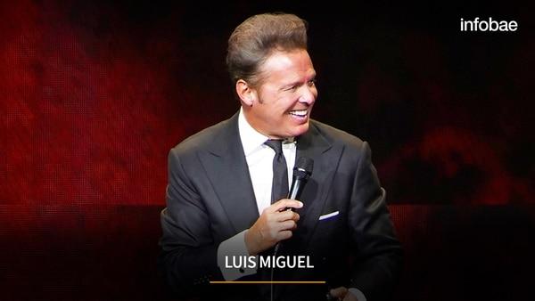 Luis Miguel llevará su gira a Argentina