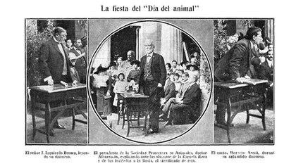 Albarracín fue un personaje  legendario y un símbolo de la defensa de los animales