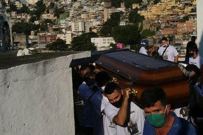 América Latina es el nuevo epicentro del coronavirus (REUTERS/Ricardo Moraes)