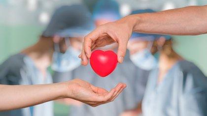 El 27 de febrero es el Día Internacional del Trasplante de Órganos y Tejidos (Shutterstock)