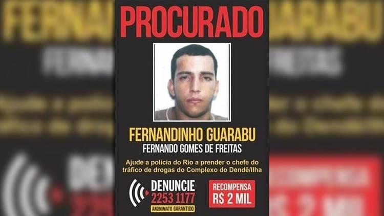 Golpe al tráfico de drogas en Brasil: la Policía de Río de Janeiro abatió a uno de los narcos más buscados