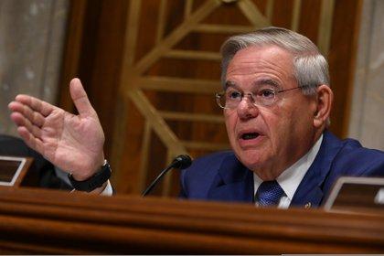 El senador Bob Menéndez, Foto: REUTERS/Erin Scott