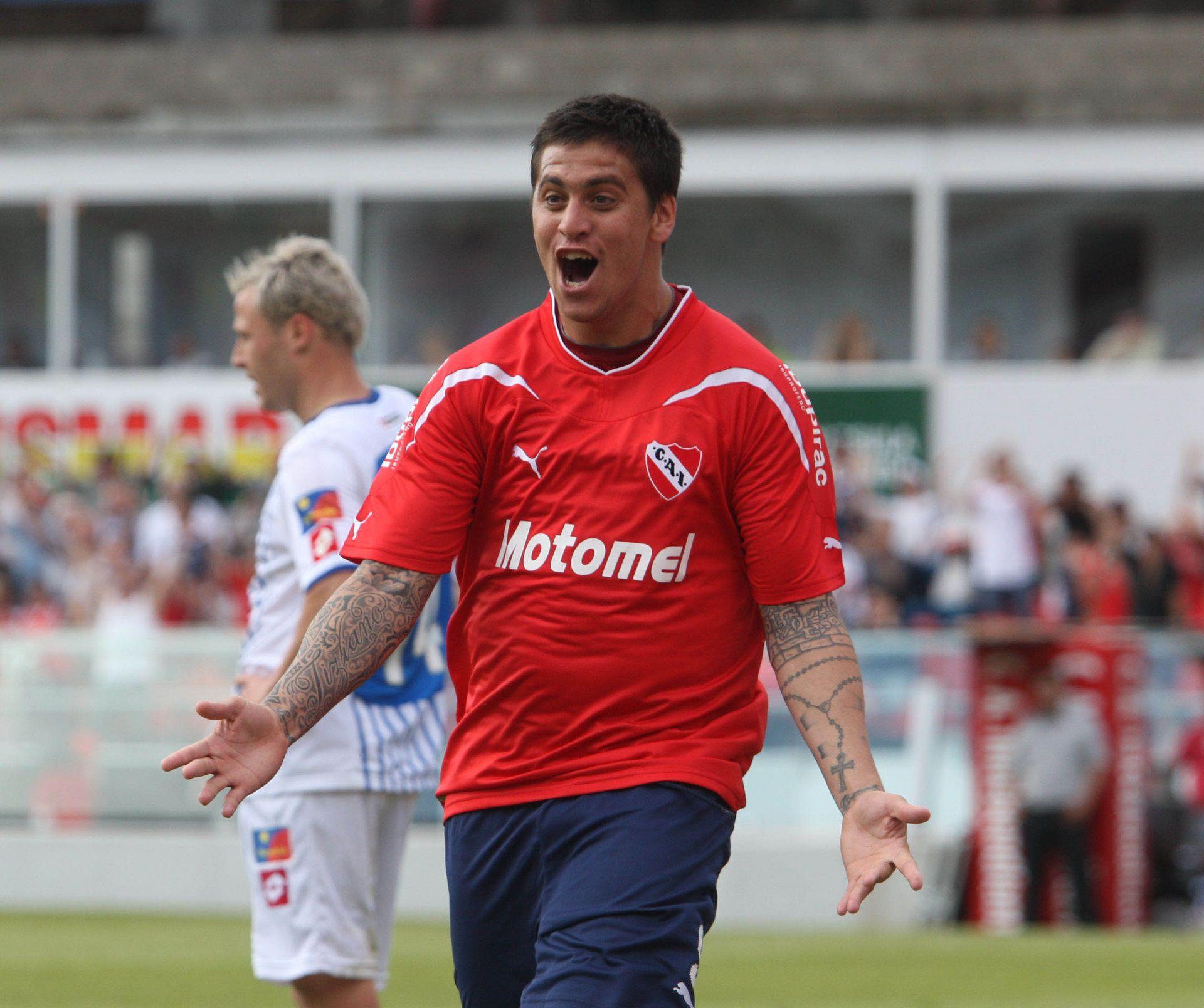 Leonel Nuñez Independiente 2011