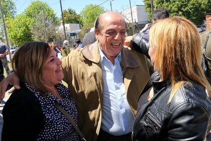 El intendente de Berazategui, Juan José Mussi