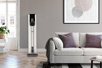 LG presentó su aspiradora inalámbrica CordZero