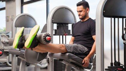 La poltrona quadricipita è una delle macchine che possono aiutare a prevenire lesioni (Getty)