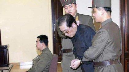 Jang Song Thaek, el tío de kim jong-un que terminó ejecutado pro órdenes de su sobrino