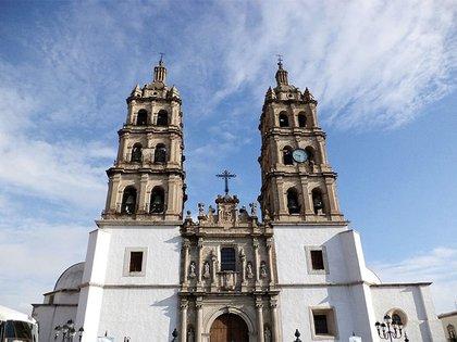 La leyenda de la monja forma parte del anecdotario de la catedral (Foto: Durango Oficial)