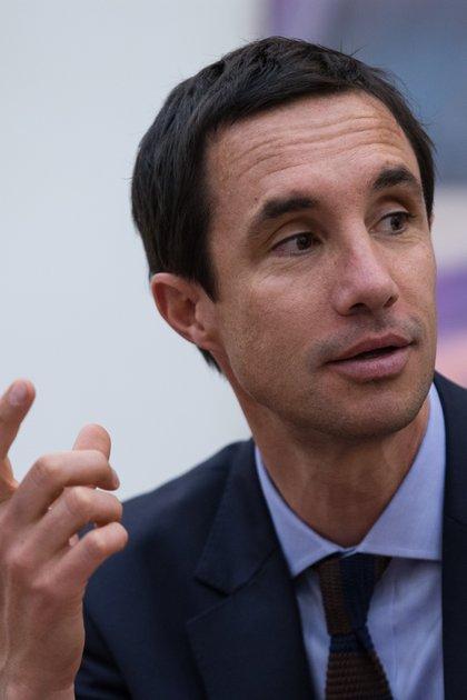En la imagen, el biministro chileno de Energía y Minería, Juan Carlos Jobet. EFE/ Alberto Valdés/Archivo