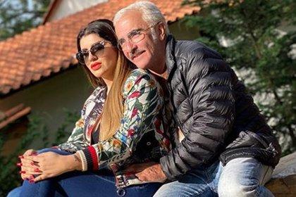 Mariana González y Vicente Fernández Jr. están por cumplir medio año de novios (IG: marianagp01)