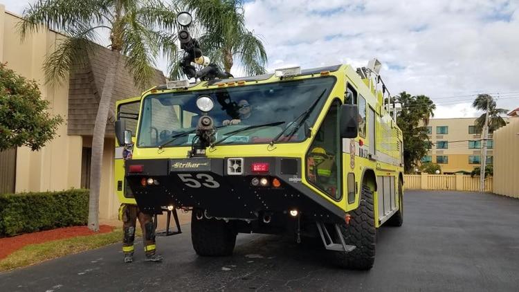 (Foto: Fort Lauderdale Fire Rescue)