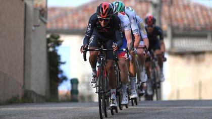 Tremenda actuación: Egan atacó en la montaña y le puso picante a la cuarta etapa del Giro de Italia