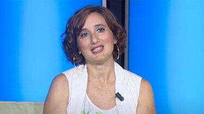Rosa Ventrella, escritora italiana.