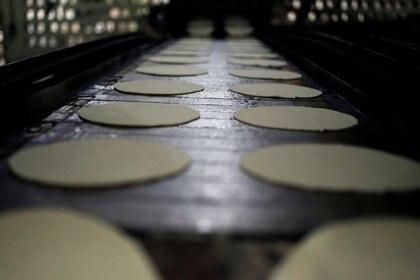 La empresa que dirige González Moreno es una de las productoras de tortilla más importante a nivel mundial y tiene presencia en todos los continentes, a excepción de África (Foto: Daniel Becerril/ REUTERS)