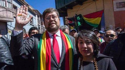 El empresario Samuel Doria Medina, ex candidato presidencial en 2014 que no participó de los comicios en 2019, podría tambien sumarse a la lista de candidatos en 2020.