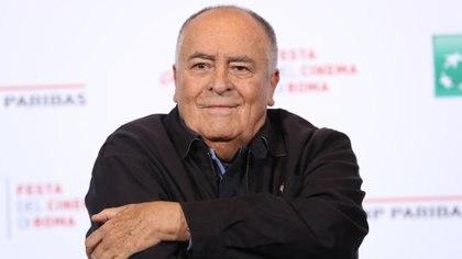 Bernardo Bertolucci confesó en 2013 que la famosa escena de la violación fue real (AP)