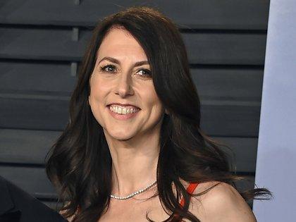 MacKenzie Bezos, ex mujer de Jeffe y dueña de una parte de Amazon