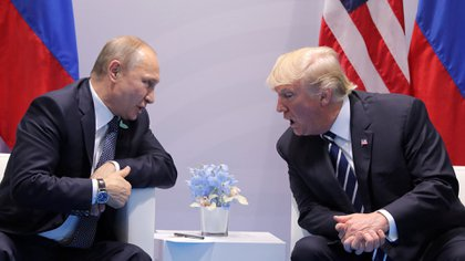 La esperada reunión entre Putin y Trump (Reuters)