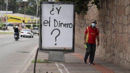 El departamento de Atlántida, en el Caribe de Honduras, un país de 9,3 millones de habitantes, de los que más del 60% son pobres (EFE/ Gustavo Amador/ archivo)