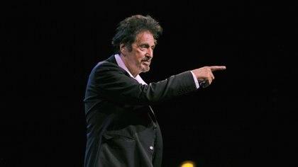 Al Pacino le aseguró a la policía que los guantes y el pasamontañas que encontraron en su auto eran elementos para sus clases de teatro (MACHADO CICALA MORASSUT)
