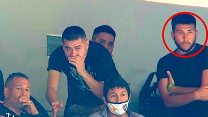 Riquelme y su hijo fueron elevados a juicio por violar el aislamiento en la Bombonera