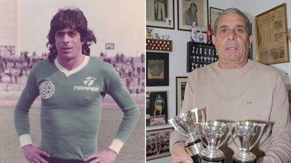 Surgió en Belgrano de Córdoba, pasó por Boca y el Real Madrid, para volver a su provincia natal para jugar en Talleres. Chupete Guerini es ídolo cordobés, más allá de la grieta histórica entre ambos clubes.