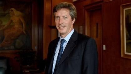 Santiago Bausili, secretario de Finanzas (Nicolás Stulberg)