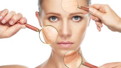 Los rellenos se utilizan para atenuar arrugas,  reponer volumen perdido, reestructurar contornos faciales y mejorar la calidad de la piel (Shutterstock)
