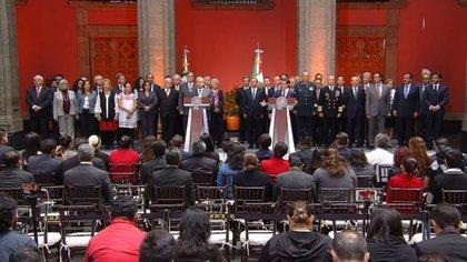 La transición está a punto de concluir en México.