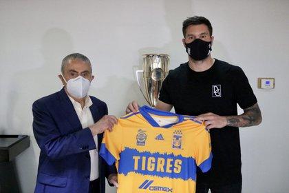 (Foto: Club Tigres)