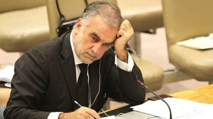 El ex fiscal Luis Moreno Ocampo. (Getty)