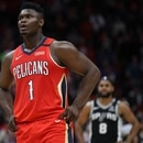El debut de Zion Williamson en la NBA - (AFP)