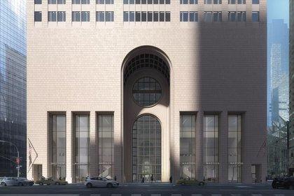 Uno de los rascacielos posmodernos más emblemáticos de Nueva York, el 550 Madison, diseñado por Philip Johnson -anteriormente Edificio AT&T- está en proceso de renovación (Snohetta)