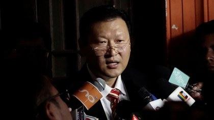 Chi nació en Corea pero vive en Bolivia desde niño (Reuters)