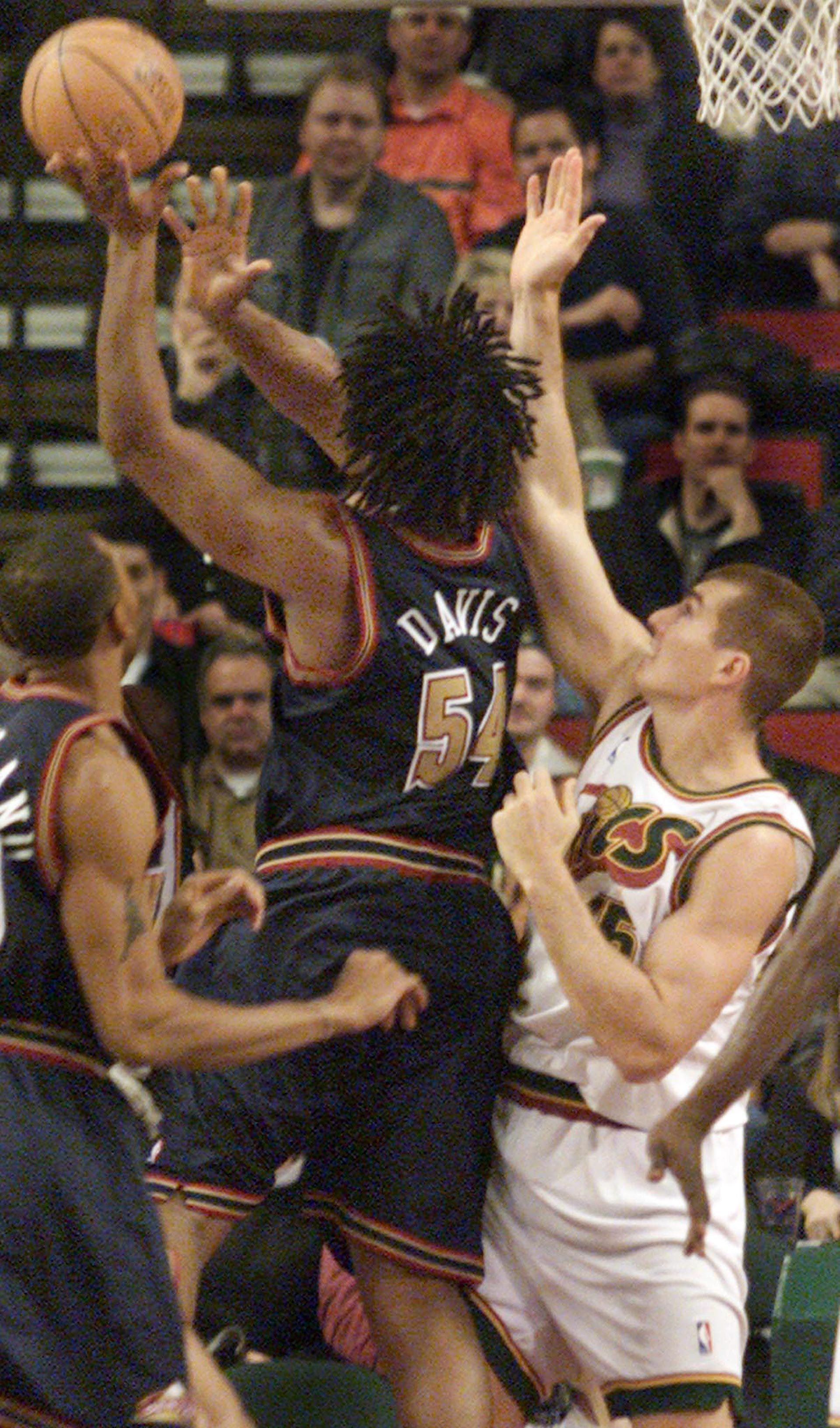 Rubén Wolkowyski en la NBA