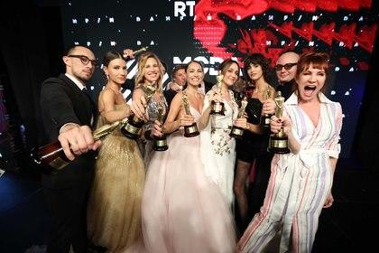 Los grandes ganadores de la primera edición de los Martín Fierro de Moda (Chule Valerga)