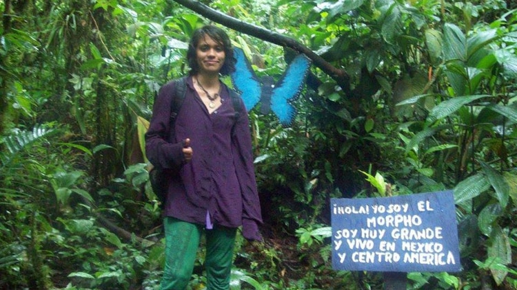 """""""Nos dijo que estaba bien, que estaba contenta porque tenía vista al Cerro, y el domingo dejó de escribirnos"""", contó Susana Reyes, su mamá."""
