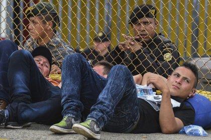(Photo by ORLANDO SIERRA / AFP)