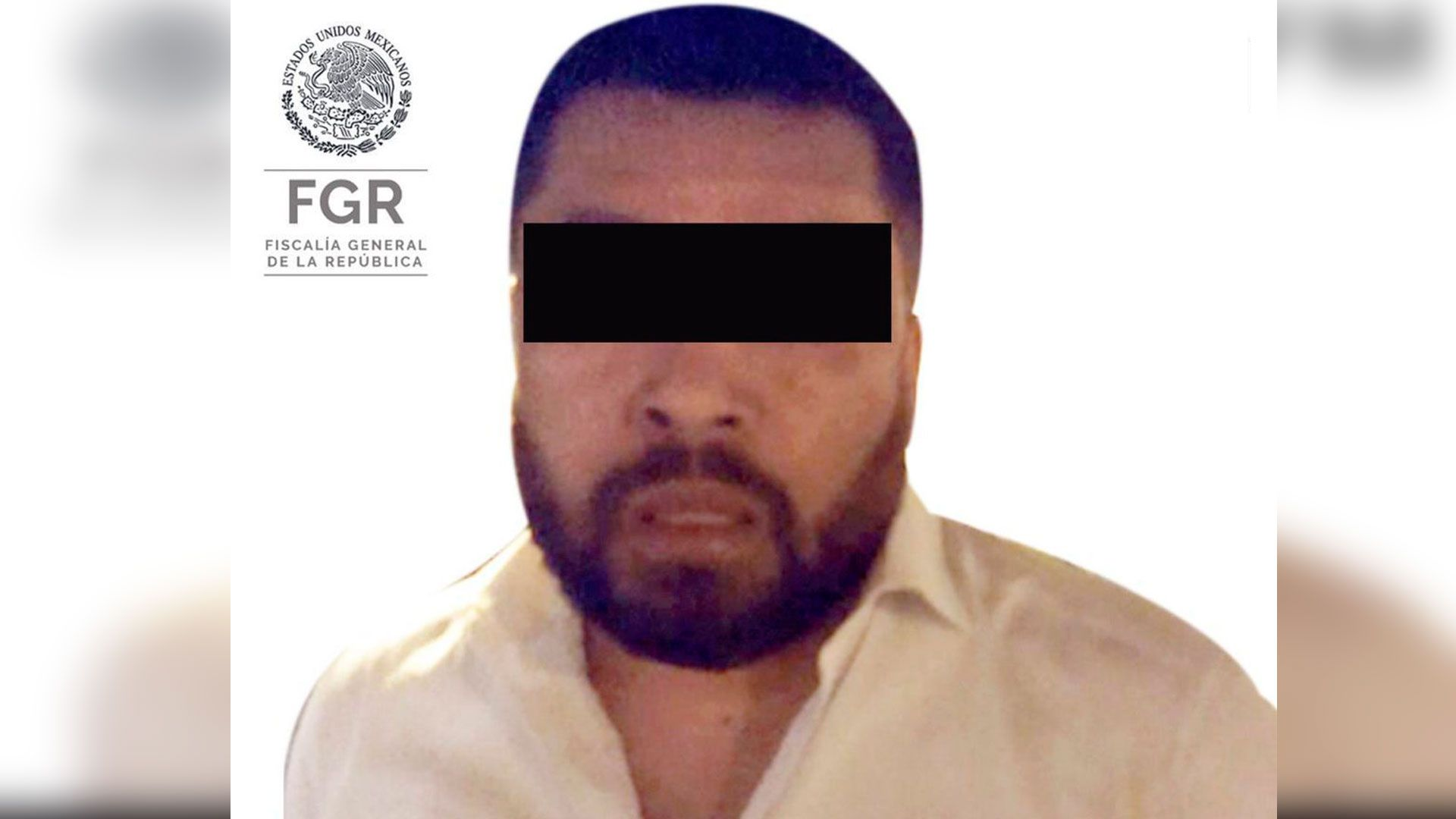 """José Alfredo Cárdenas Martínez, alias """"El Contador"""" quedó en libertad por segunda vez el pasado 29 de octubre (Foto: PGR)"""