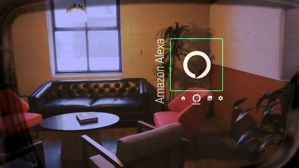 Se pueden operar por medio de comandos de voz, gracias a la integración con el asistente virtual Alexa, de Amazon