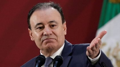 Los miembros de la oposición también solicitaron la comparecencia del secretario de Seguridad Pública, Alfonso Durazo. (Foto: Luis Cortés/Reuters)
