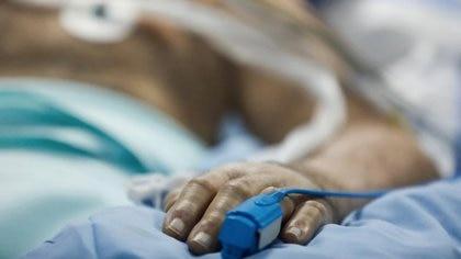 Un estudio de burbujas con ecografía Doppler permitió detectar un fenómeno extraño en la circulación sanguínea en los pulmones.