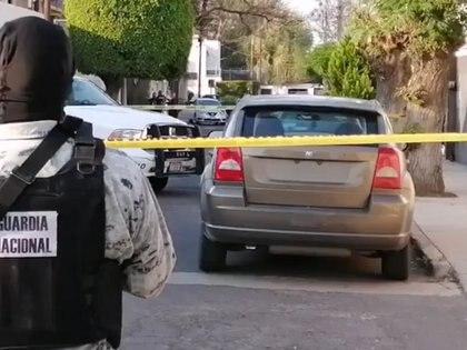 El director del Cereso Mil de Valles de Santiago fue atacado por supuestos miembros del CJNG