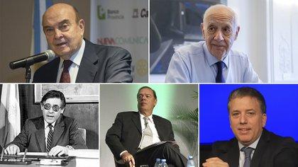La Argentina tiene un nada gratificante récord de ministros de Economía en los últimos 80 años, reflejo de las dificultades para estabilizar los precios y crecer de modo sostenido, por los atajos que proponen muchos políticos