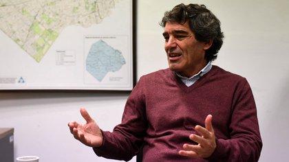 Fernán Quirós, ministro de Salud de la Ciudad de Buenos Aires (Maximiliano Luna)