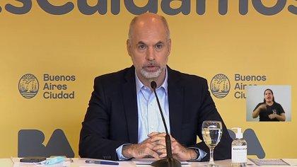 Larreta había pedido una reunión a Alberto Fernández para analizar las medidas más polémicas del Gobierno