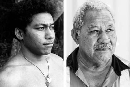 Mano Totau tenía 15 años cuando vivió esta aventura increíble con otros cinco adolescentes